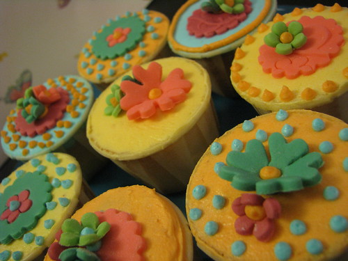 Spring/Summer 08 - Cupcake Pret a Porter (preview)