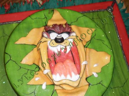 Torta Demonio Tazmania Torta Demonio Tazmania