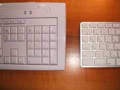 New Apple keyboard wired review