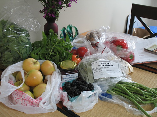 Farmer's Market Bounty