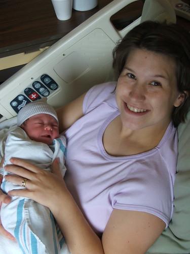 Katie-Abigail's Birth