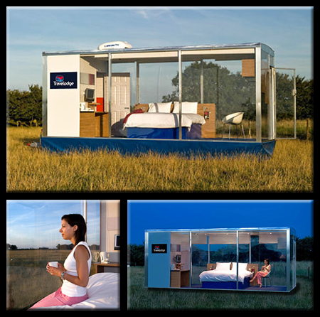 Mobile Urban Architecture: From Portable Housing to Temporary Hotel Rooms