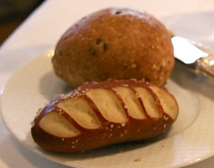 French Laundry - bread service
