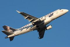 LOT - Polish Airlines / Polskie Linie Lotnicze - SP-LDC - Embraer ERJ-170-100ST 170ST