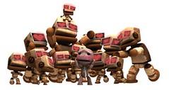 LittleBigPlanet 2 Sackbots