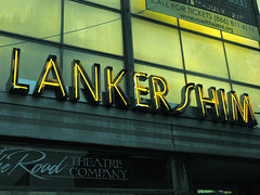LANKERSHIM (dogwelder) Tags: california sign june theatre arts zurbulon6 2007 northhollywood lankershim zurbulon gatturphy