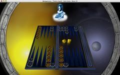 Backgammon - before hit (3/8)