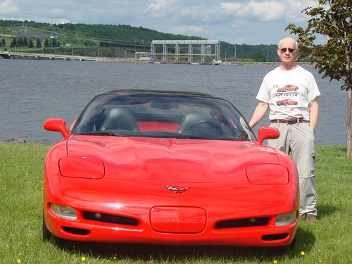John Pattison and his 1998 coupe