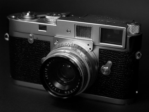 Leica M2 w/ 35mm. Summicron Type I
