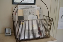 project storage basket
