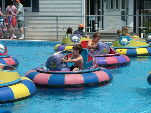 Bumper Boats in Chatam