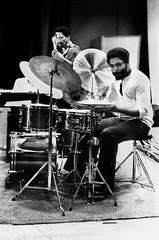Billy Hart (drums) & Steve Davis (bass) (Tom Marcello) Tags: drums photography bass jazz jazzmusicians stevedavis jazzplayers billyhart jazzphotos jazzphotography jazzartists jazzphotographs tommarcello