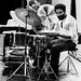 Billy Hart (drums) & Steve Davis (bass)