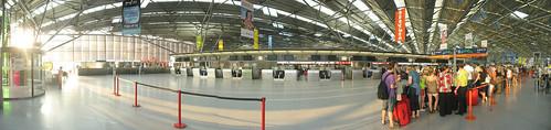 Koln/Bonn Airport, Germany