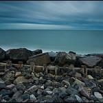 Barton on Sea Evening