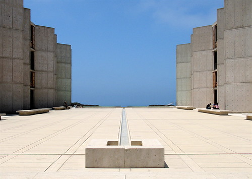 Salk Institute: Now Think About Your Office