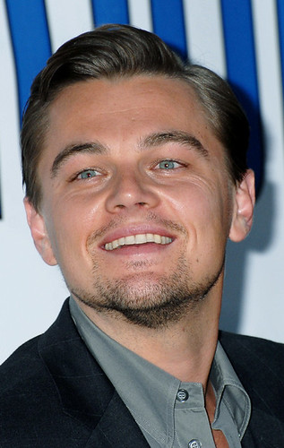Mens Hairstyles from Leonardo DiCaprio .flickr-photo { border: solid 2px
