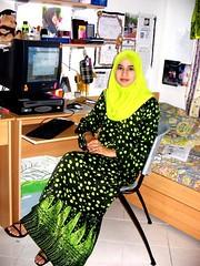 upsi10ja7 (jilbablover) Tags: friend hijab jilbab