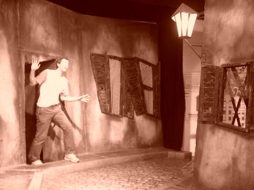 El gabinete del Dr Ignacio Caligari