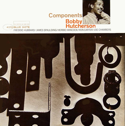 bobby hutcherson - components (sleeve art)