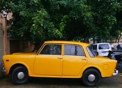 Premier Padmini (Aiel) Tags: auto car automobile bangalore vehicle premier padmini fiat1100 premierpadmini fiat1100d