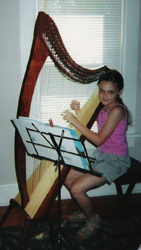 Early Harp