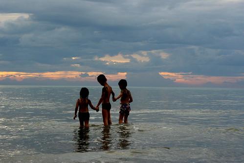 san Fabian Beach, Pngasinan