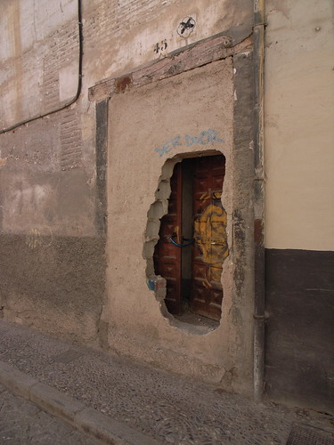 Albaicín, Granada, Fotografía: Lars Lapsus