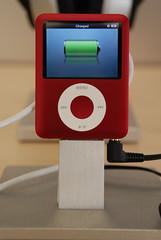 New iPod nano by sabellachan