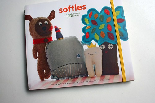 Softies: Simple Instructions for 25 Plush Pals