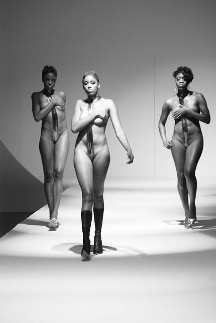 Swimwear by To Be Afrikan - BampW-242 by Revenge Fashion Magazine