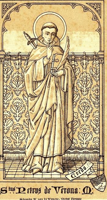 Peter of Verona (Peter Martyr)