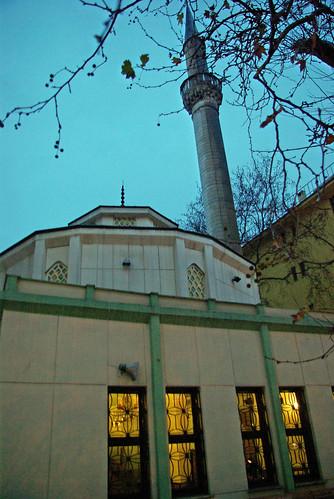 Erenkoy Galip Pasa Mosque, Kadikoy Istanbul, Pentax K10d