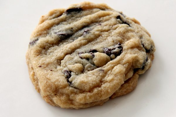 loneliest chocolate chip cookie