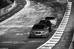 ThreeMThree. (Denniske) Tags: black canon silver eos grey gris is noir grigio 10 05 may grau bmw l 23 mm dennis m3 zwart 70200 nero f28 ef schwarz 23rd csl 2010 grijs silber e46 nordschleife nrburgring noten argento nrburg lseries zilver llens 40d denniske dennisnotencom fd54fkf was550 wwh473