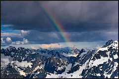 2771. (koaflashboy) Tags: nationalpark rainbow canon20d climbing blurb northcascadesnationalpark sahale 55250