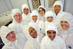 IAEA Staff at the Clean Laboratory (06410486) (IAEA Imagebank) Tags: energy clean agency laboratory atomic iaea international staff seibersdorf austria