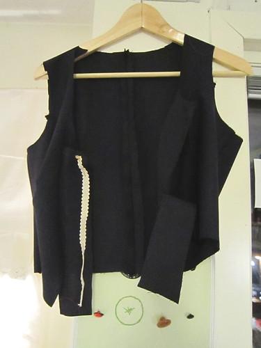 The Vest. Stil