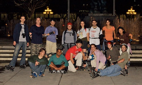 Friday Night Skate - Downtown
