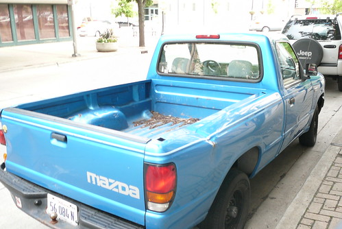 New Truck, 1994 Mazda B2300
