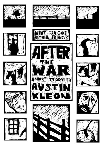 page from the comic AFTER THE WAR
