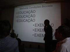 """Tertúlia """"Bicicleta é transporte! Como potenciar o uso deste veículo em Lisboa?"""""""