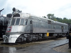 Silver Charger (Adventurer Dustin Holmes) Tags: railroad museum train tren zug rr trains zephyr historical locomotive museums trem treno locomotives trein locomotora lokomotive stlouiscounty transportationmuseum locomotiva museumoftransportation     stlouiscountypark stlouiscountyparks silvercharger  burlingtonrailroad stlouisattractions weststlouiscounty wstlouiscounty transportmuseumassociation transportmuseumassoc transportationmuseums