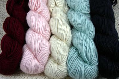 Suri Merino yarn