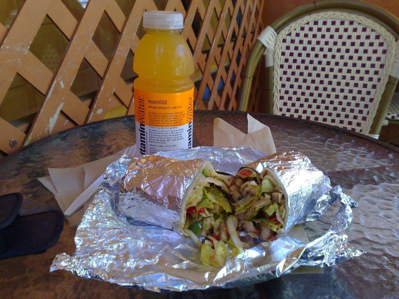 Famous Taco Salad Wrap