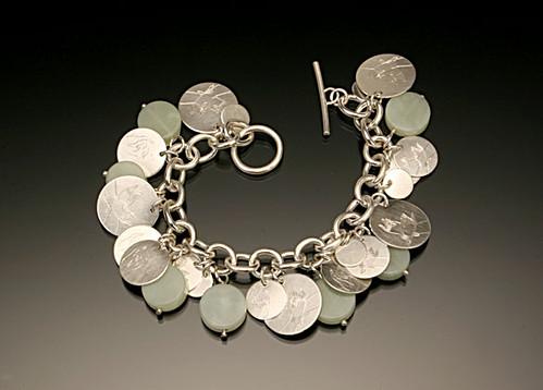 Jade Mudra Bracelet