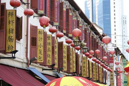 Chinatown, Singapore.