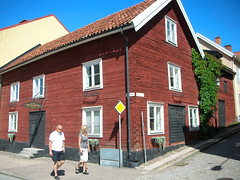 Wandering through time in old Mariestad #2
