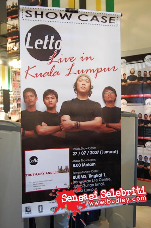 Showcase Letto Kuala Lumpur