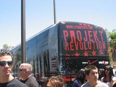 PR bus